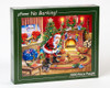 No Barking! - 1000pc Jigsaw Puzzle by Vermont Christmas Company