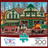 Charles Wysocki: The Haberdashery - 300pc Large Format Jigsaw Puzzle by Buffalo Games