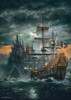 The Pirate Ship - 1500pc Jigsaw Puzzle by Clementoni