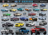 Ford F-Series Evolution - 1000pc Jigsaw Puzzle by Eurographics