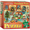 Christmas Party - 60pc Jigsaw Puzzle by Eurographics