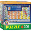 The Periodic Table of Elements - 200pc Jigsaw Puzzle by Eurographics