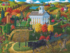 A Country Church - 500pc Jigsaw Puzzle By Sunsout