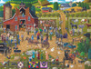 Country Farm - 500pc Jigsaw Puzzle By Sunsout