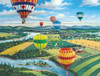 Ballooner's Rally - 300pc Jigsaw Puzzle By Sunsout