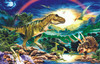 Tyrannosaur - 100pc Jigsaw Puzzle By Sunsout