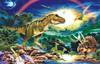 Tyrannosaur - 100pc Jigsaw Puzzle By Sunsout