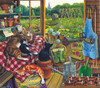 Garden Helpers 300 - 300pc Jigsaw Puzzle By Sunsout (discon-26362)