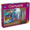 Courtyards: Floral Invitation - 500pc Jigsaw Puzzle by Holdson