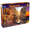 Sunsets: The Venetian Sunset - 1000pc Jigsaw Puzzle by Holdson