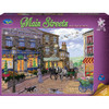 Main Streets: Dress Shop on Hill - 1000pc Jigsaw Puzzle by Holdson