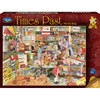 Times Past: The Toy Shop - 1000pc Jigsaw Puzzle by Holdson