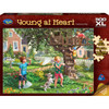 Young at Heart: Treehouse Play - 500pc XL Jigsaw Puzzle by Holdson