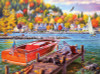 Darrell Bush: Season Finale - 1000pc Jigsaw Puzzle by Buffalo Games