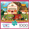 Charles Wysocki: Sugar & Spice - 1000pc Jigsaw Puzzle by Buffalo Games