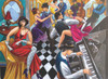 Speakeasy - 1000pc Jigsaw Puzzle by Anatolian