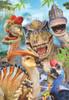 Dino Selfie - 260pc Jigsaw Puzzle by Anatolian