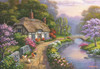 Willow Glen Estate - 260pc Jigsaw Puzzle by Anatolian