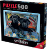Travel Labs - 500pc Jigsaw Puzzle by Anatolian