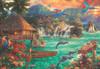 Island Life - 2000pc Jigsaw Puzzle by Anatolian