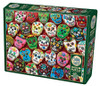 Sugar Skull Cookies - 1000pc Jigsaw Puzzle By Cobble Hill