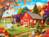 Harvest Breeze - 300pc EzGrip Jigsaw Puzzle by Masterpieces