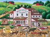 Morning Deliveries - 300pc EzGrip Jigsaw Puzzle by Masterpieces