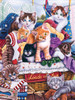 Playful Paws: Loads of Fun - 300pc EzGrip Jigsaw Puzzle by Masterpieces