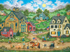 Heartland Collection: Liberty Farm Parade - 550pc Jigsaw Puzzle by Masterpieces