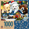 Toyland Pups - 1000pc Jigsaw Puzzle by Masterpieces