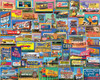 Billboards - 1000pc Jigsaw Puzzle By White Mountain