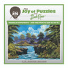 Bob Ross: Summer - 500pc Jigsaw Puzzle by Wellspring