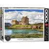 Eilean Donan Castle, Scotland - 1000pc Jigsaw Puzzle by Eurographics