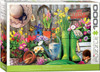 Garden Tools - 1000pc Jigsaw Puzzle by Eurographics