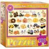 Halloween Treats - 100pc Jigsaw Puzzle by Eurographics
