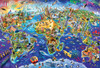Adrian: Crazy World - 2000pc Jigsaw Puzzle by Eurographics