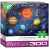 The Solar System - 300pc Jigsaw Puzzle by Eurographics