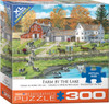Fair: Farm by the Lake - 300pc Jigsaw Puzzle by Eurographics