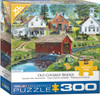 Fair: Old Covered Bridge - 300pc Jigsaw Puzzle by Eurographics