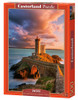 The Lighthouse Petit Minou, France - 500pc Jigsaw Puzzle By Castorland