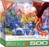 Dragon Kingdom - 500pc Jigsaw Puzzle by Eurographics