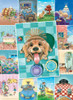 Patterson: Dog's Life - 500pc Jigsaw Puzzle by Eurographics