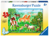 Mustang Meadow - 60pc Jigsaw Puzzle By Ravensburger