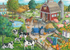 Home on the Range - 60pc Jigsaw Puzzle By Ravensburger