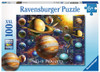 The Planets - 100pc Jigsaw Puzzle By Ravensburger