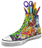 Sneaker: Graffiti - 108pc 3D Jigsaw Puzzle By Ravensburger