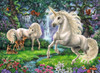 Mystical Unicorns - 200pc Jigsaw Puzzle By Ravensburger