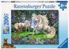 Mystical Unicorns - 200pc Jigsaw Puzzle By Ravensburger
