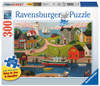 Gone Fishin' - 300pc Large Format Jigsaw Puzzle By Ravensburger