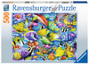 Tropical Traffic - 500pc Jigsaw Puzzle By Ravensburger